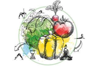 Diät zur Vorbeugung von Krebs